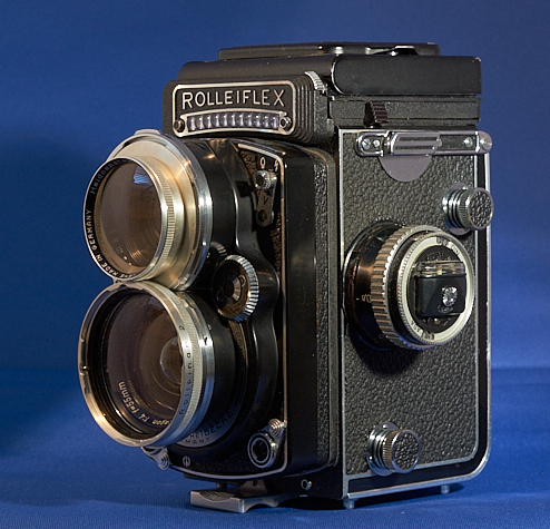 Wide-Angle Rolleiflex, Photo F.W. Stutterheim