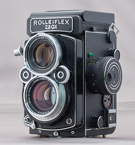 Rolleiflex 2.8 F 1256, Photo F.W. Stutterheim