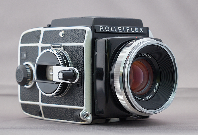 Rolleiflex SL 66, Photo F.W. Stutterheim