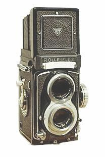 Rolleiflex T, Photo Emmanuel Bigler